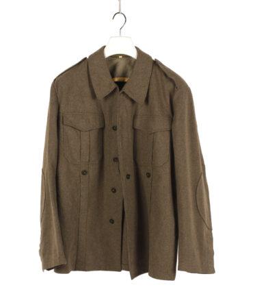 German Military Wool Shirt '70/80s