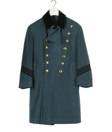 Military Overcoat '70/80s
